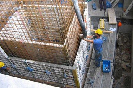 Работа для монолитчика на строительстве