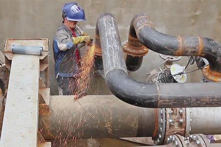 Работа для слесаря-монтажника трубопроводов