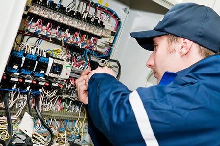 Работа для электрика