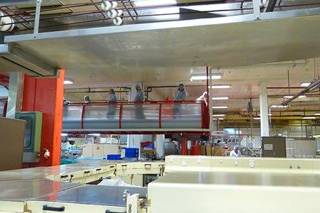 Нужны работники на завод по производству жевательной резинки
