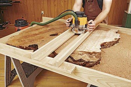 Работа для столяра по изготовлению мебели с дерева