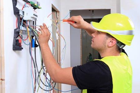 Работа для электрика на монтаж кабельных систем