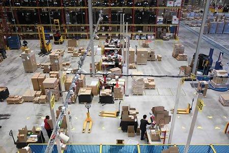 Работа для студентов на большие склады