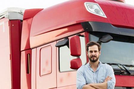 Работа для водителя грузового автомобиля