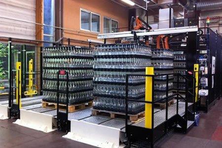 Работа для студентов на складе нпитков