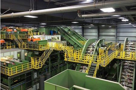 Работа для сортировщика полиэтилена и фольги на заводе