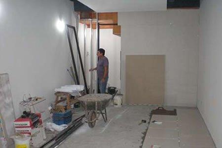 Работа для строителя внутренней отделки помещени