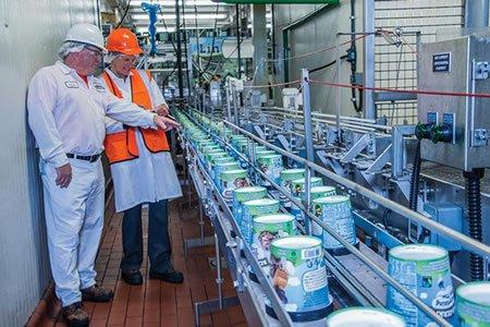 Работа для упаковщика мороженного на производстве