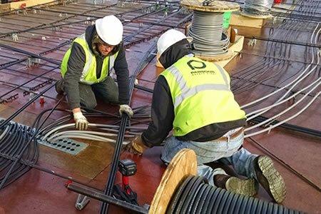 Работа для электрика на строительстве