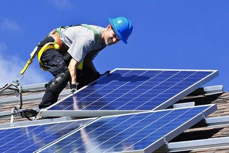 Работа для монтажника солнечных батарей