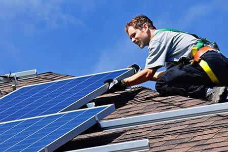 Работа для монтажника солнечных электростанций