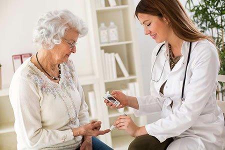 Работа для медсестры в дом престарелых