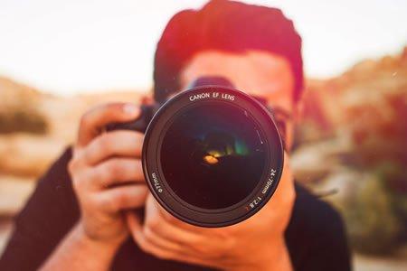 Работа для фотографа