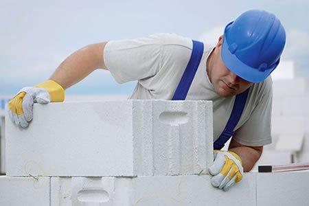 Работа для каменщика-газобетонщика на строительстве