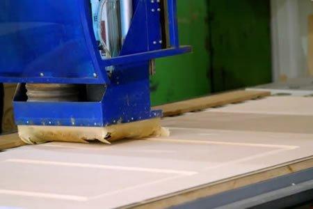 Работа для шлифовщика МДФ фасадов на производство корпусной мебели