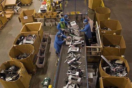 Работа для сортировщика-сборщика лома и отходов металла