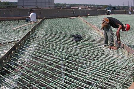 Работа для арматурщика по вязке арматуры на строй площадках