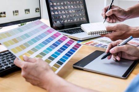 Работа для графического дизайнера на производстве