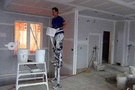 Работа для отделочника на строительстве