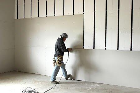 Работа для отделочника-гипсокартонщика на реконструкцию отеля