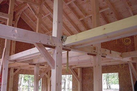 Работа для столяра-плотника по изготовлению деревяных конструкций