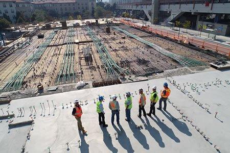 Работа для студентов на строительстве