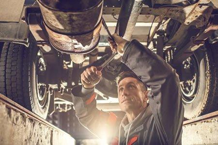 Работа для автослесаря грузовых автомобилей