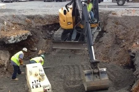 Работа для экскаваторщика на строительстае