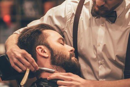 Работа для барбера мужских стрижек в салон красоты