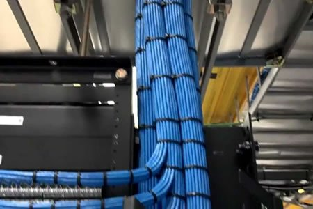 Работа для электромонтажника кабельных сетей