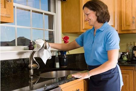 Работа для домработницы