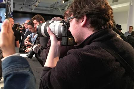 Работа для репортажного фотографа в фотостудии