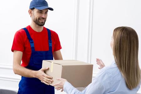Работа для курьера по доставке товара клиентам