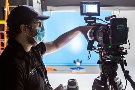 Работа для видеооператора в студии