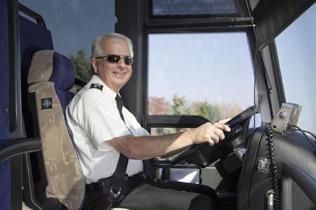 Работа для водителя автобуса международного сообщения