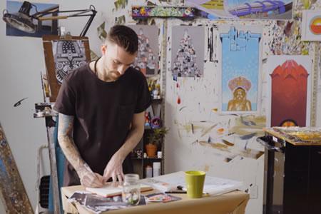 Работа для художника-бутафора в мастерской