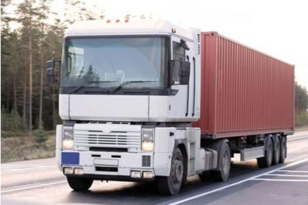 Работа для водителя-дальнобойщика на контейнеровоз