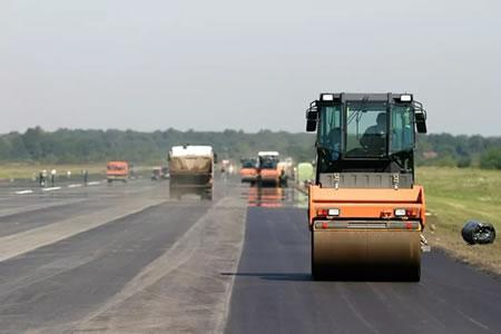 Работа для машинисты грунтового катка для строительства дорог