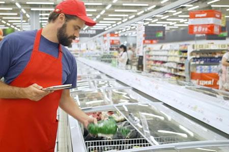 Работа для мерчендайзера в супермаркете Tesco