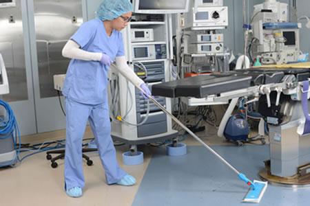 Работа для санитарки в частной клинике