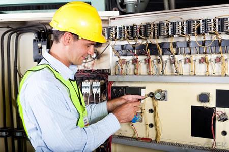 Работа для слесаря-электрик по ремонту электрооборудования