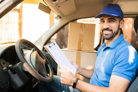 Работа для водителя-курьера по доставке товаров