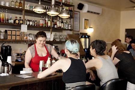 Работа для бармена в фитнес-клубе