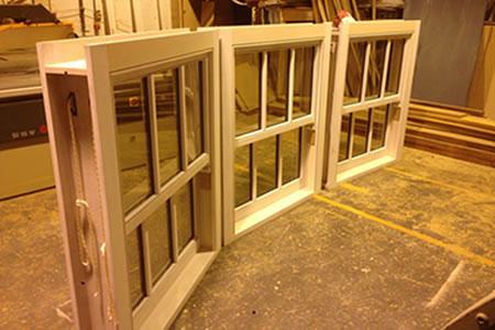 Работа для столяра по изготовлению деревянных окон