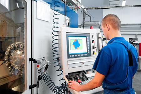 Работа для оператора на токарных станках с ЧПУ на производстве