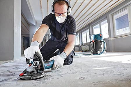 Работа для шлифовщика бетона на строительстве