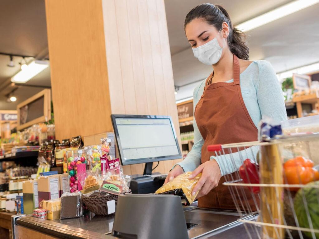 Практика для студентов в магазине на автобане
