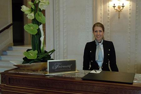 Работа для студентов в отеле
