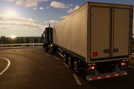 Работа для дальнобойщика международных перевозок
