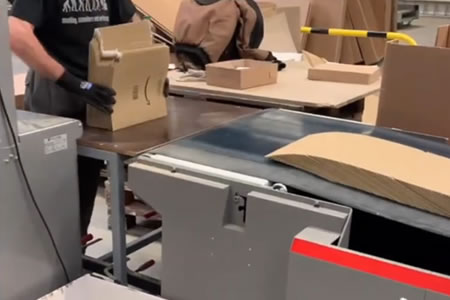 Работа для студентов на производстве картонных упаковок